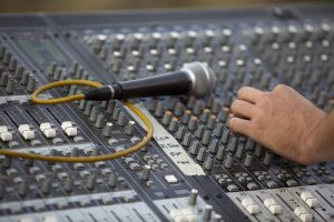 How to Work Well with the Sound Guy