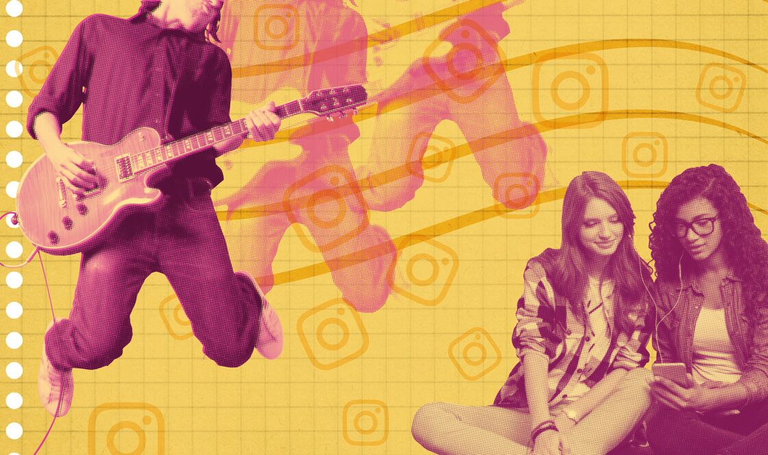 How to add your music to Instagram Stories