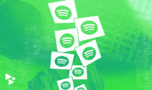 Header for Use Spotify Promo Cards to personalize your streaming promotion!