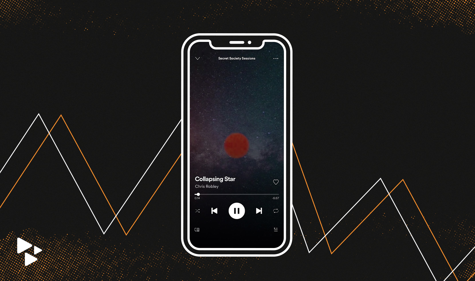 Spotify Canvas: Short looped videos on Spotify