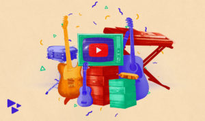 Header for How to promote your music on YouTube